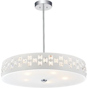 CWI Lighting Stellar 5-Light Chandelier
