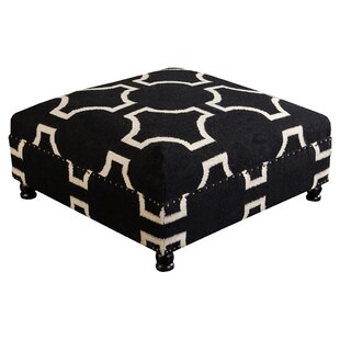 Camillus Cocktail Ottoman by Longshore Tides