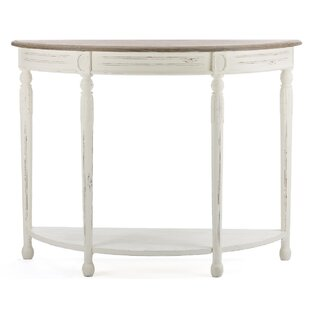 Clearfield Traditional Console Table