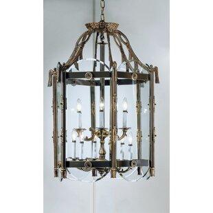 Classic Lighting Charleston 12-Light Outdoor Pendant