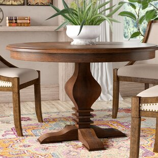 Tate Solid Wood Dining Table