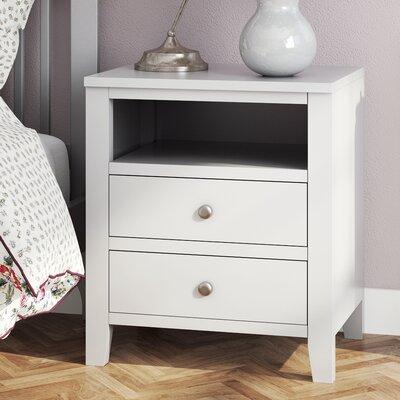 Nachttisch Kingsbridge mit 2 Schubladen   Schlafzimmer > Nachttische   Fairmont Park