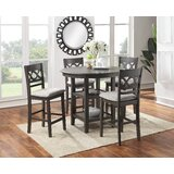 Adreanna 4 - Person Dining Set