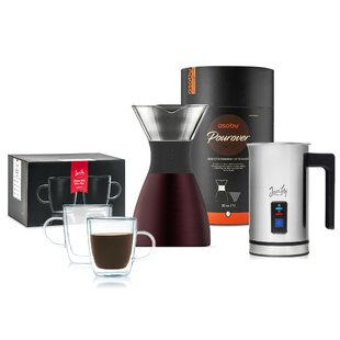 JavaFly 4-Cup Coffee Maker
