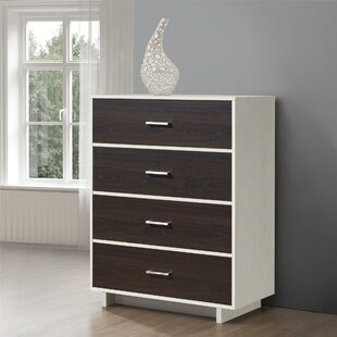 Ranold 4 Drawer Chest by Isabelle amp Max