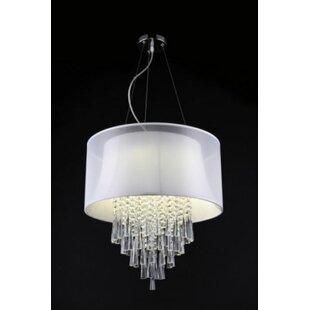 House of Hampton Metheny 6-Light Chandelier