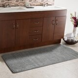 Memory Foam Bath Runner Wayfair