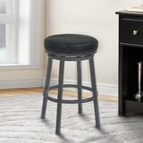 Keila Swivel Bar & Counter Stool by 17 Stories