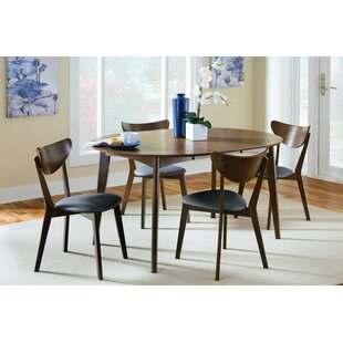 Wycoff Extendable 5 Piece Dining Set