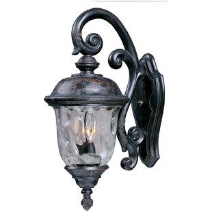 Astoria Grand Batterson 3-Light Outdoor Wall Lantern