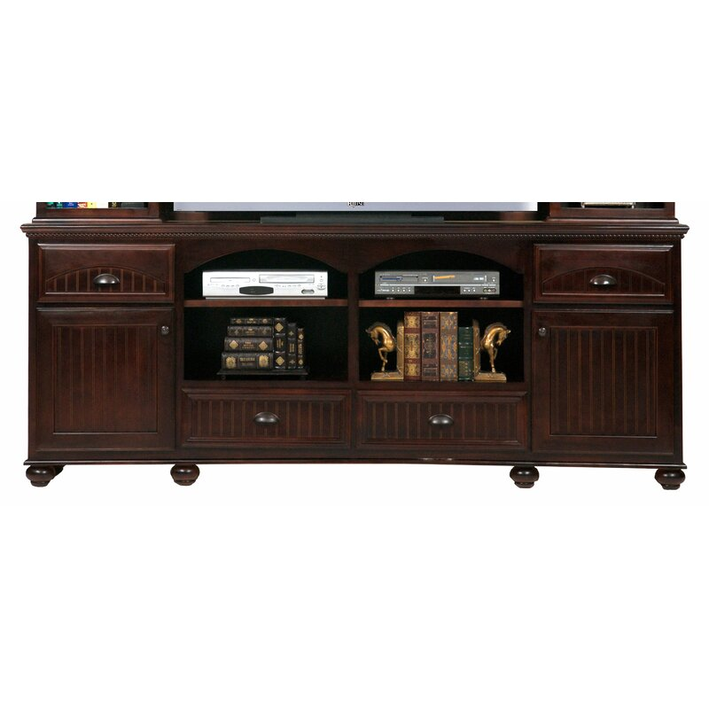 """South Perth Solid Wood TV Stand for TVs up to 88"""""""