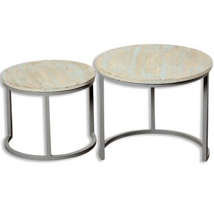 Maggio 2 Piece Nesting Tables
