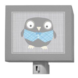 Oopsy Daisy Happy Owl Night Light