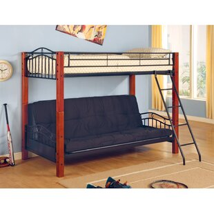 Buy luxury Elk City Twin over Full Futon Bunk Bed by Wildon Home® Reviews (2019) & Buyer's Guide