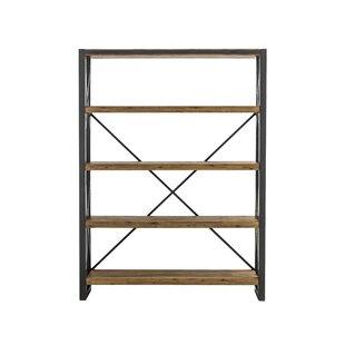Montoya Standard Bookcase Gracie Oaks