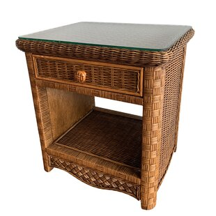 Nahua 1 Drawer Nightstand