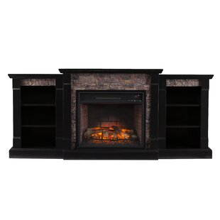 Contreras Electric Fireplace b..