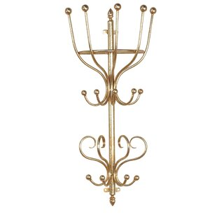 Wall Mounted Coat Rack By Astoria Grand
