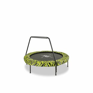 Tiggy 5' Todder Trampoline With Safety Enclosure By Exit Toys