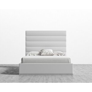 Mario Upholstered Platform Bed