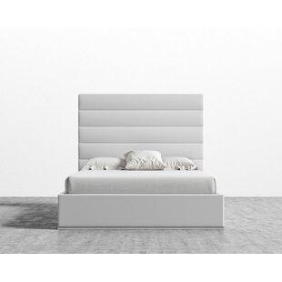 Mario Upholstered Platform Bed