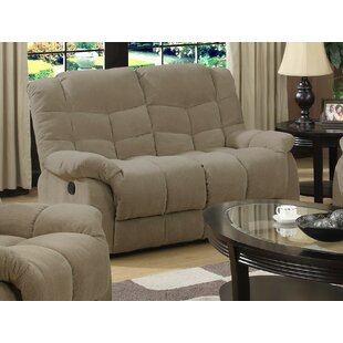 Heaven on Earth Reclining Loveseat