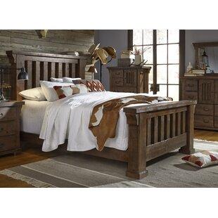 Buckleys Panel Bed by Loon Peak