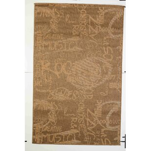 Kahle Brown Indoor/Outdoor Area Rug