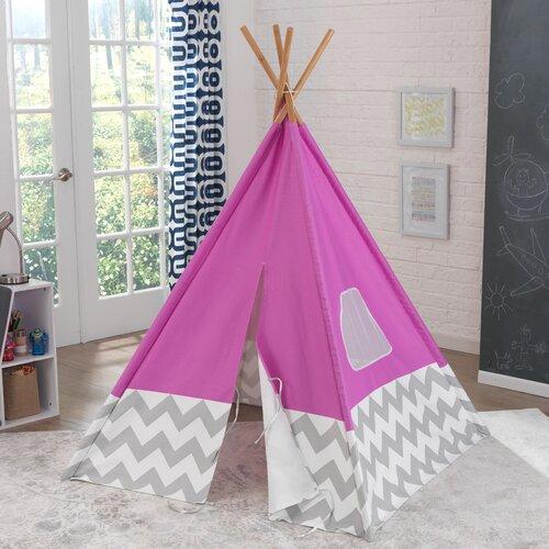 Spielzelt | Kinderzimmer > Spielzeuge > Sonstige Spielzeuge | Rosa | Bambus | KidKraft