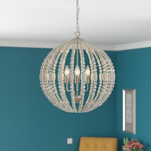 Dore 6-Light Chandelier