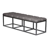 Beford Upholstered Bench by PTM Images