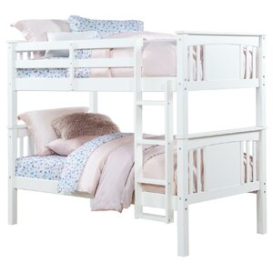 Alimi Twin over Twin Bunk Bed