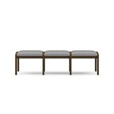 Lenox Three Seat Bench by Lesro