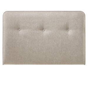 Horatio Buttons Upholstered Headboard