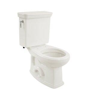 Promenade Eco 1.28 GPF Round Two-Piece Toilet Toto