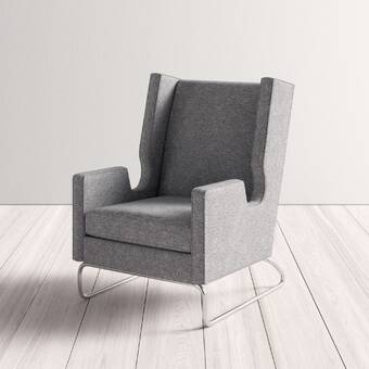 Outstanding Hilary Armchair Allmodern Pabps2019 Chair Design Images Pabps2019Com
