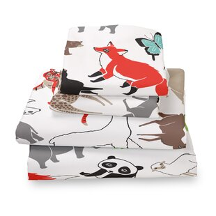 Animal Extra Deep Pocket Sheet Set