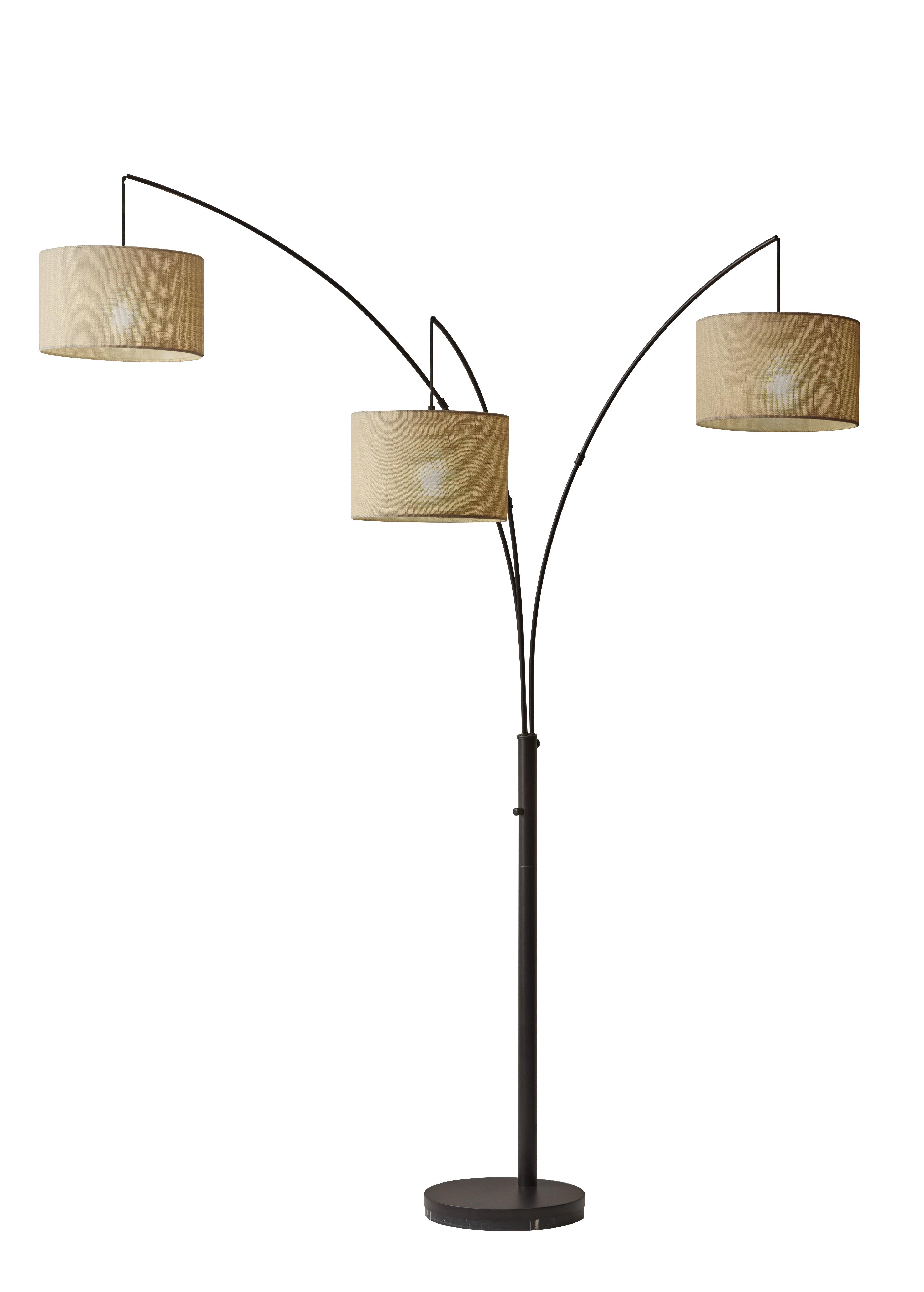 Ouellet 74 tree floor lamp base reviews joss main aloadofball Images