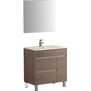 Mac 32 Single Bathroom Vanity Set by Orren Ellis