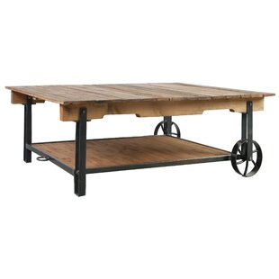 Wooden Coffee Table Trent Austin Design