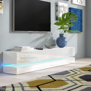 Bassilly TV Stand For TVs Up To 55