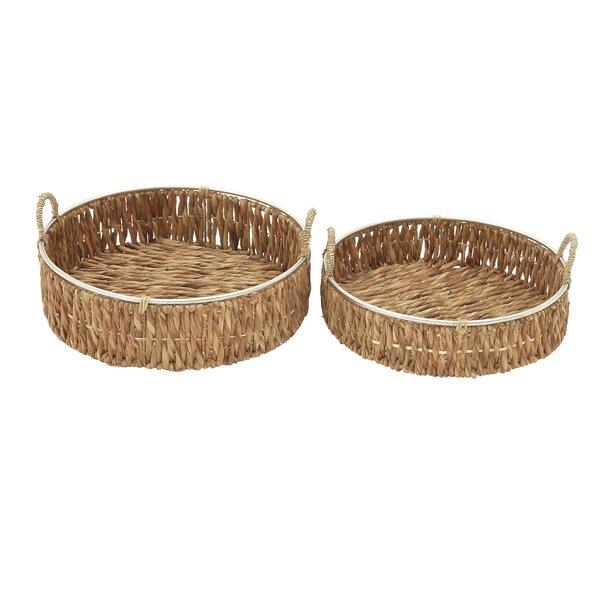 Seagrass 2 Piece Basket Set Reviews Joss Main