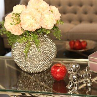 Studded Table Vase