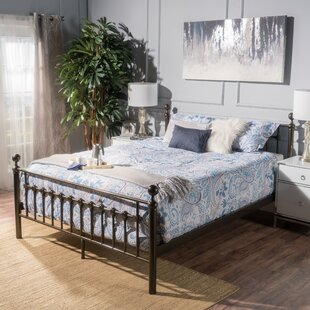 Comparison Dominga Platform Bed by Charlton Home Reviews (2019) & Buyer's Guide