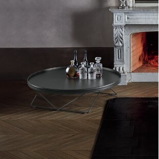Flexus Coffee Table with Tray Top