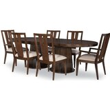 Maquon 7 Piece Extendable Dining Set by Brayden Studio®