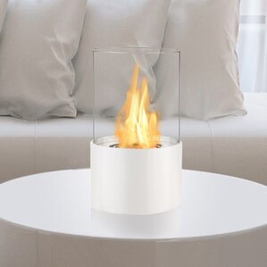 Circum Ventless Bio Ethanol Tabletop Fireplace