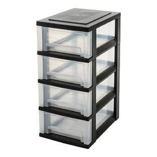 4 Drawer Filing Cabinet By IRIS