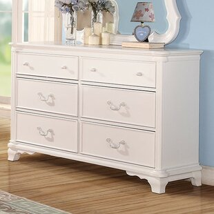 Savings Kintore 6 Double Dresser by Harriet Bee Reviews (2019) & Buyer's Guide