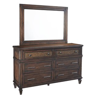 Smotherman 6 Drawer Double Dresser
